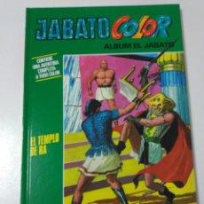 Tebeos: EL JABATO COLOR NÚMERO 16 EDICIÓN 2010 EDITORIAL PLANETA. Lote 202602595