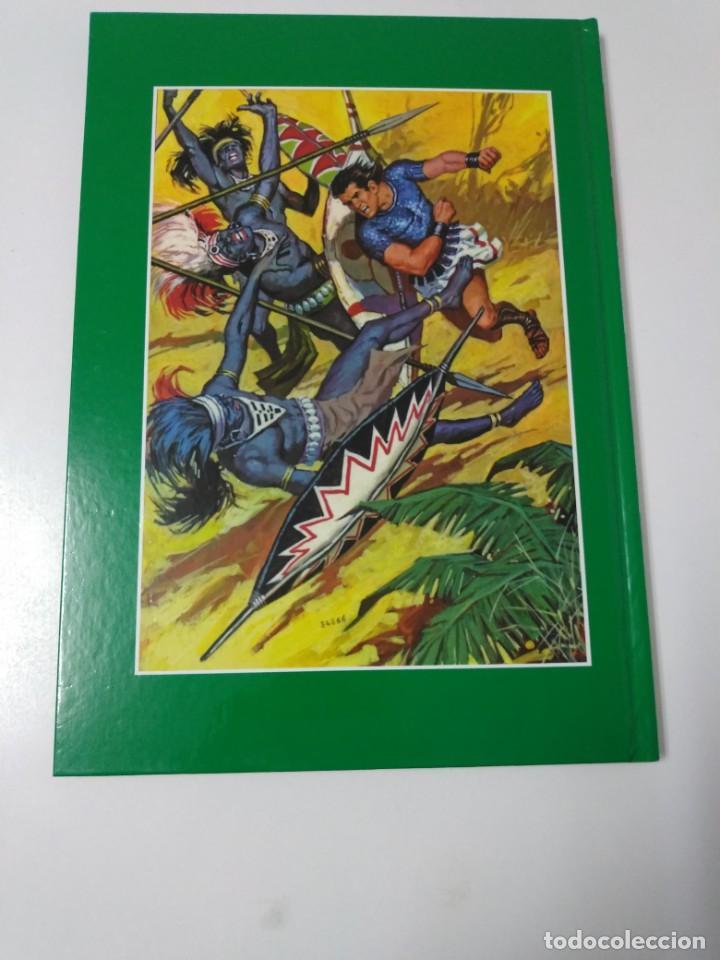 Tebeos: El Jabato Color número 16 Edición 2010 Editorial Planeta - Foto 2 - 202602595