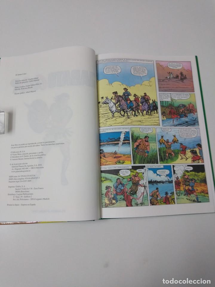 Tebeos: El Jabato Color número 16 Edición 2010 Editorial Planeta - Foto 4 - 202602595