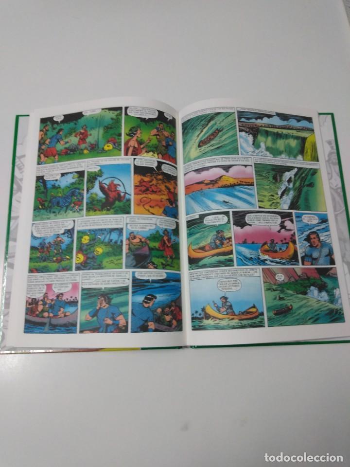 Tebeos: El Jabato Color número 16 Edición 2010 Editorial Planeta - Foto 5 - 202602595