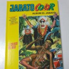 Tebeos: EL JABATO COLOR NÚMERO 13 EDICIÓN 2010 EDITORIAL PLANETA. Lote 202603181