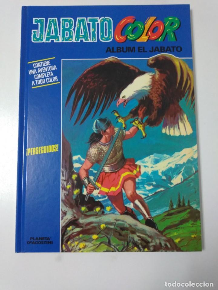 EL JABATO COLOR NÚMERO 3:EDICIÓN 2010 EDITORIAL PLANETA (Tebeos y Comics - Bruguera - Jabato)