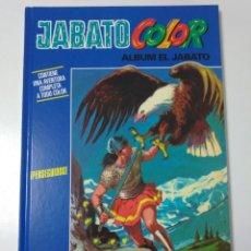 Tebeos: EL JABATO COLOR NÚMERO 3:EDICIÓN 2010 EDITORIAL PLANETA. Lote 202605043