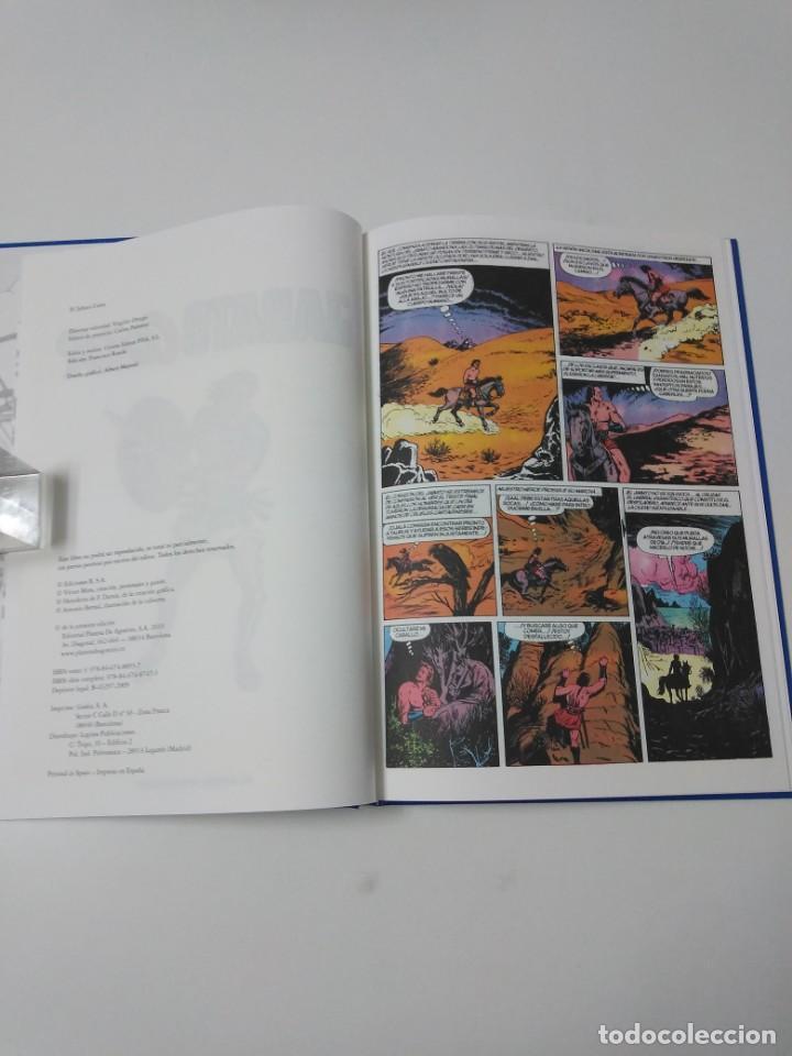 Tebeos: El Jabato Color número 3:Edición 2010 Editorial Planeta - Foto 4 - 202605043