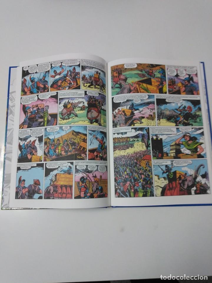 Tebeos: El Jabato Color número 3:Edición 2010 Editorial Planeta - Foto 5 - 202605043