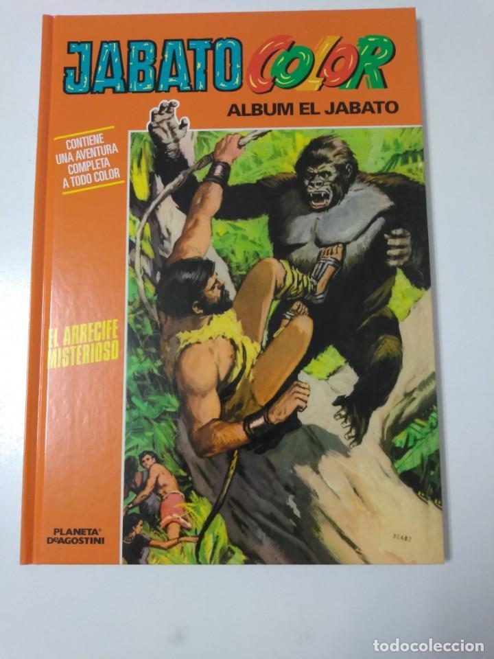 EL JABATO COLOR NÚMERO 2 EDICIÓN 2010 EDITORIAL PLANETA (Tebeos y Comics - Bruguera - Jabato)