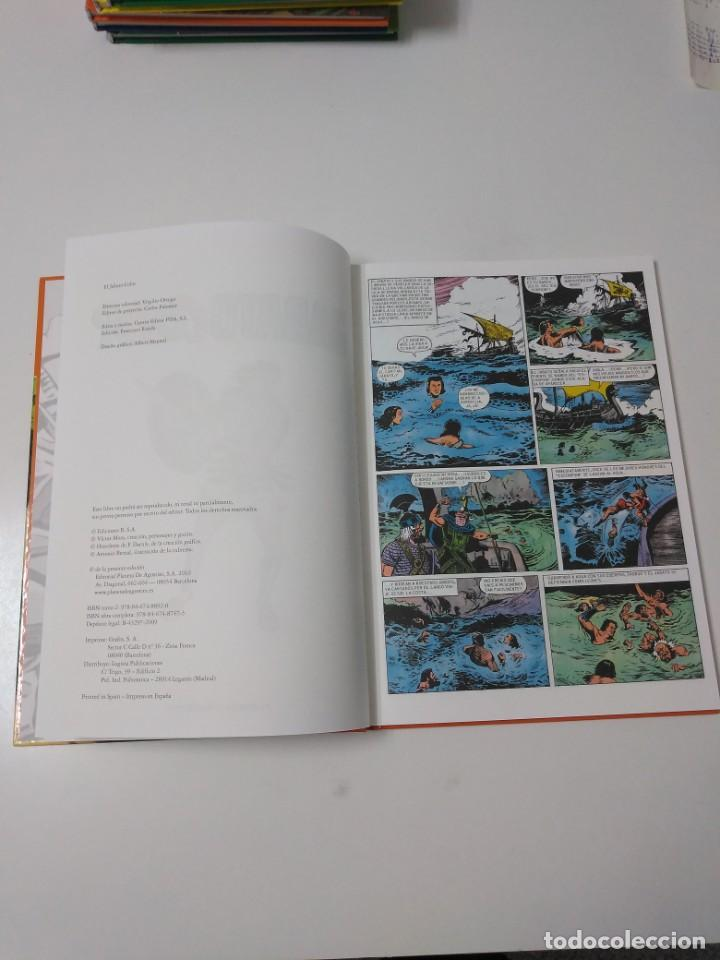 Tebeos: El Jabato Color número 2 Edición 2010 Editorial Planeta - Foto 4 - 202605190