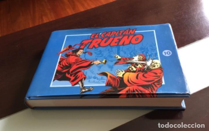 CAPITÁN TRUENO TOMO 10 EDICIONES B (Tebeos y Comics - Bruguera - Capitán Trueno)