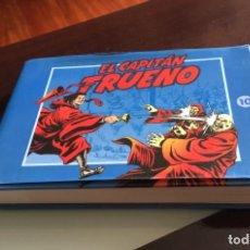 Tebeos: CAPITÁN TRUENO TOMO 10 EDICIONES B. Lote 202627051