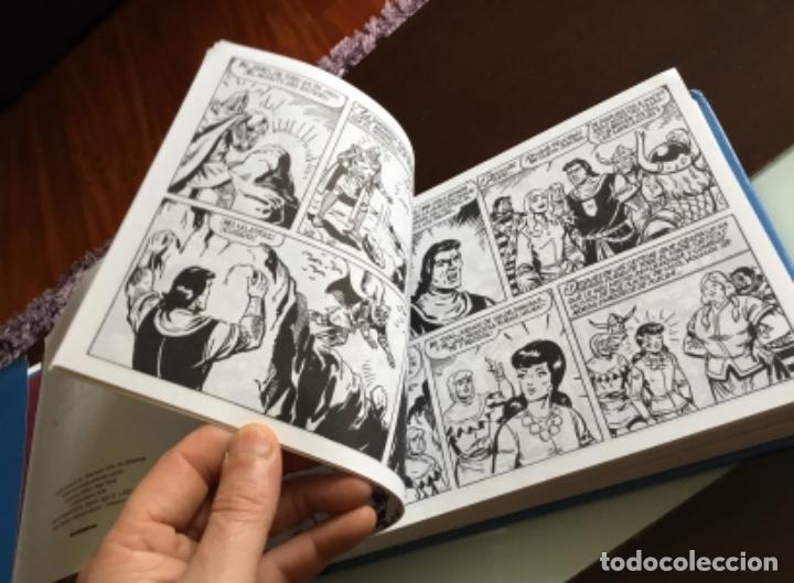 Tebeos: Capitán trueno tomo 10 Ediciones B - Foto 3 - 202627051