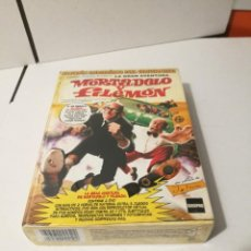 Tebeos: PACK DVDS MORTADELO Y FILEMÓN. Lote 202675880