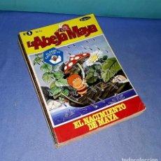 Tebeos: LOTE DE 5 TOMOS DE LA ABEJA MAYA AÑOS 70 ORIGINALES EDITORIAL BRUGUERA. Lote 202704183