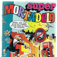 Tebeos: SUPER MORTADELO Nº 111. Lote 202786001