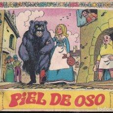 Tebeos: AMAPOLA Nº 8 PIEL DE OSO. ILUSTRADO POR JAN. Lote 202871761