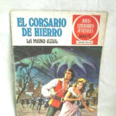 Tebeos: EL CORSARIO DE HIERRO Nº 1 SERIE ROJA DE BRUGUERA. Lote 202920918