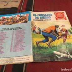 Tebeos: EL CORSARIO DE HIERRO-JOYAS LITERARIAS-SERIE ROJA- Nº 48 - BRUGUERA 1978. Lote 203019991