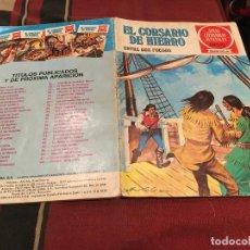 Tebeos: EL CORSARIO DE HIERRO-JOYAS LITERARIAS-SERIE ROJA- Nº 30 - BRUGUERA 1ª EDICION 1978. Lote 203020141