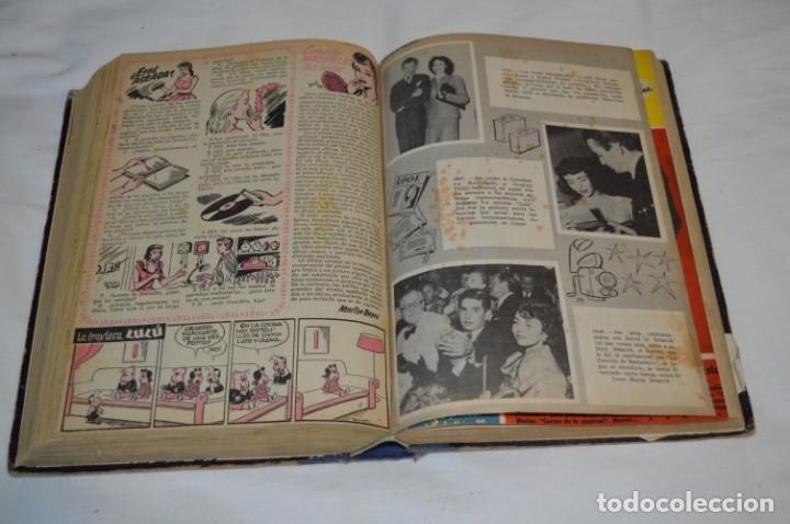 Tebeos: SISSI - Tomo con los primeros 40 ejemplares publicados, del número 01 al 40 - Años 50 ¡Mira fotos! - Foto 2 - 203284468