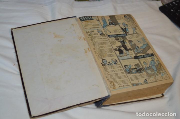 Tebeos: SISSI - Tomo con los primeros 40 ejemplares publicados, del número 01 al 40 - Años 50 ¡Mira fotos! - Foto 9 - 203284468