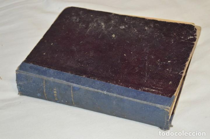 Tebeos: SISSI - Tomo con los primeros 40 ejemplares publicados, del número 01 al 40 - Años 50 ¡Mira fotos! - Foto 14 - 203284468