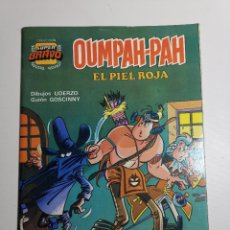 Tebeos: OUMPAH-PAH Nº 4 -------------------1982. Lote 203381782