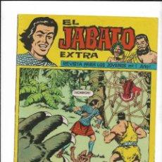 Tebeos: EL JABATO EXTRA AÑO 1962 COLECCIÓN COMPLETA SON 51 TEBEOS ORIGINALES MUY NUEVOS IMPECABLES. Lote 203386000