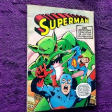 Tebeos: SUPERMAN ÁLBUM Nº 6 FORMATO GRANDE BRUGUERA 1979. Lote 203612046