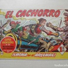 Tebeos: TEBEO DE EL CACHORRO. Lote 203764045