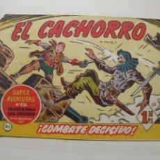 Tebeos: TEBEO DE EL CACHORRO. Lote 203764402