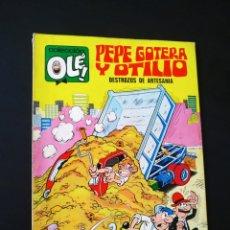 Tebeos: NORMA ESTADO PEPE GOTERA Y OTILIO 31 BRUGUERA 1971 COLECCION OLE. Lote 203858017