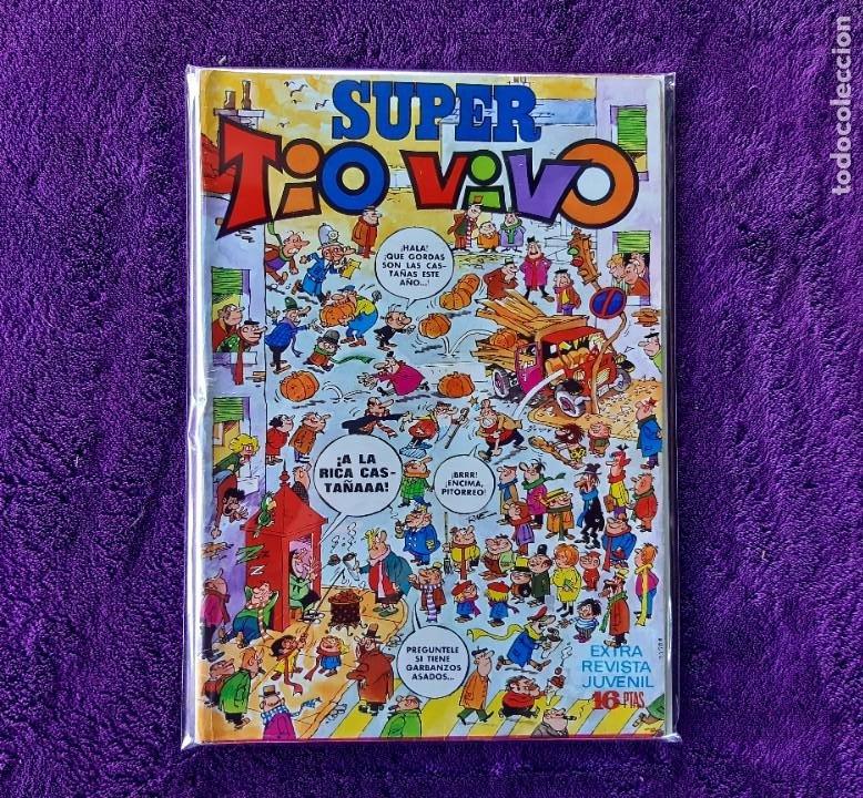 SUPER TIO VIVO Nº 8 EXCELENTE ESTADO 1972 16PTAS (Tebeos y Comics - Bruguera - Tio Vivo)