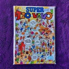 Tebeos: SUPER TIO VIVO Nº 8 EXCELENTE ESTADO 1972 16PTAS. Lote 203863366