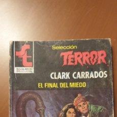 """Tebeos: """"SELECCIÓN TERROR"""". BOLSILIBROS BRUGUERA. N°393. Lote 203938028"""