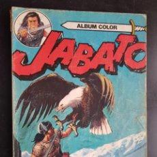 Tebeos: TEBEO / CÓMIC ÁLBUM COLOR EL JABATO N 3 BRUGUERA 1980. Lote 203973286
