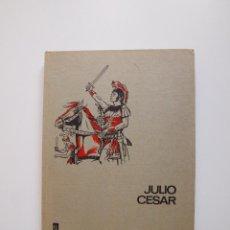 Tebeos: JULIO CÉSAR - HISTORIAS JUVENIL BRUGUERA - 1ª ED. 1968. Lote 204077161