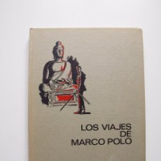 Tebeos: LOS VIAJES DE MARCO POLO - HISTORIAS JUVENIL BRUGUERA - 1ª ED. 1969. Lote 204077912