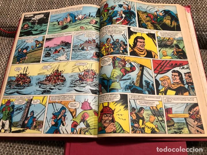 CAPITAN TRUENO TOMO AÑOS 60 (Tebeos y Comics - Bruguera - Capitán Trueno)