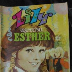Tebeos: LILY ESPECIAL ESTHER NOCHEVIEJA 60 PESETAS Nº 5. Lote 204261472