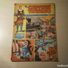 Livros de Banda Desenhada: EL CAPITAN TRUENO EXTRA Nº 291 ( 9 AGOSTO 1965) (ORIGINAL). Lote 204277115