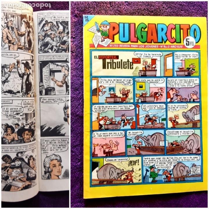 PULGARCITO Nº 1755 EXCELENTE ESTADO (Tebeos y Comics - Bruguera - Pulgarcito)
