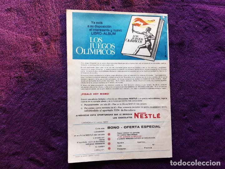 Tebeos: PULGARCITO Nº 1755 EXCELENTE ESTADO - Foto 5 - 204346080