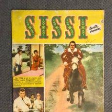 Tebeos: SISSI. REVISTA FEMENINA, NO.100, EDITORIAL BRUGUERA, ABRIL 1961. Lote 204350602
