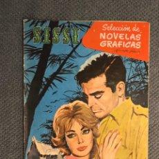 Tebeos: SISSI. REVISTA FEMENINA, NO.69 EDITORIAL BRUGUERA, (H.1960?). Lote 204350838