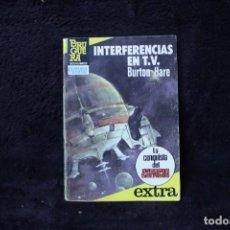 Tebeos: INTERFERENCIAS EN TV LA CONQUISTA DEL ESPACIO BRUGUERA. Lote 204482707
