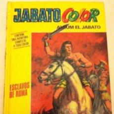 Tebeos: JABATO - Nº. 1 (TAPA DURA) - 2010. Lote 204523876