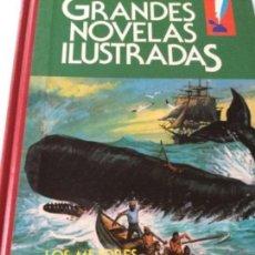 Tebeos: GRANDES NOVELAS ILUSTRADAS - NUM. 10- 1A.EDICIÓN - 1985. Lote 204527297