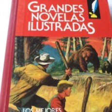 Tebeos: GRANDES NOVELAS ILUSTRADAS - NUM. 14 - 1A.EDICIÓN - 1986. Lote 204527470