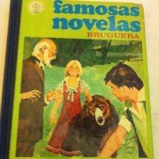 Tebeos: FAMOSAS NOVELAS-Nº. XI- 2ª EDICIÓN 1981- DEFECTO (FALTA ÚLTIMA PAG- RAYO VERDE)-ADJUNTO FOTOS PÁGINA. Lote 204527855