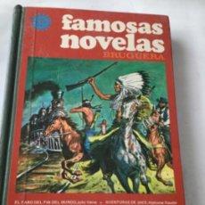 Tebeos: FAMOSAS NOVELAS - VOLUMEN VII- 3A. ED.- 1981. Lote 204531112
