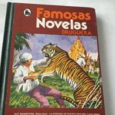 Tebeos: FAMOSAS NOVELAS - VOLUMEN XIX- - 1A. ED.- 1982. Lote 204531313